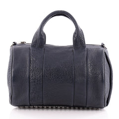 Alexander Wang Rocco Satchel Leather