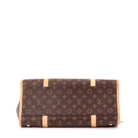 af9f89d9e2c8 Buy Louis Vuitton Baxter Dog Carrier Monogram Canvas GM Brown 921602 ...