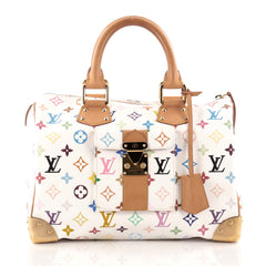 Louis Vuitton Speedy Monogram Multicolor 30