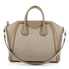 Givenchy Antigona Bag Wool and Leather Medium