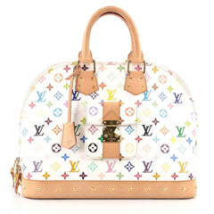 Louis Vuitton Alma Monogram Multicolor GM