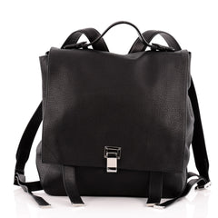Proenza Schouler Courier Backpack Leather Medium