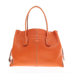 Tod's D-Styling Tote Leather