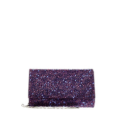 Judith Leiber Clutch Crystal Large
