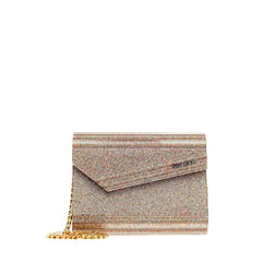Jimmy Choo Candy Clutch Glitter Small