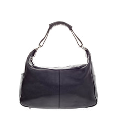 Tod's Zip Shoulder Bag Leather
