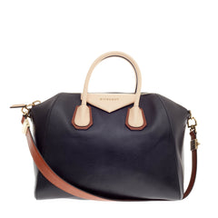 Givenchy Antigona Bag Leather Tricolor Medium