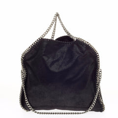 Stella McCartney Falabella Fold Over Faux Leather