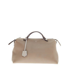 Fendi By The Way Satchel Calfskin Medium