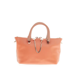 Chloe Baylee Satchel Leather Mini