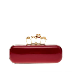 Alexander McQueen Knuckle Box Clutch Patent