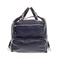 Marni Convertible Backpack Lambskin