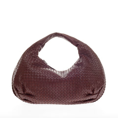 Bottega Veneta Belly Hobo Intrecciato Nappa Maxi