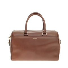Saint Laurent Classic Duffle Leather 12
