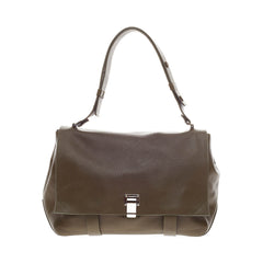Proenza Schouler Courier Pebbled leather Medium