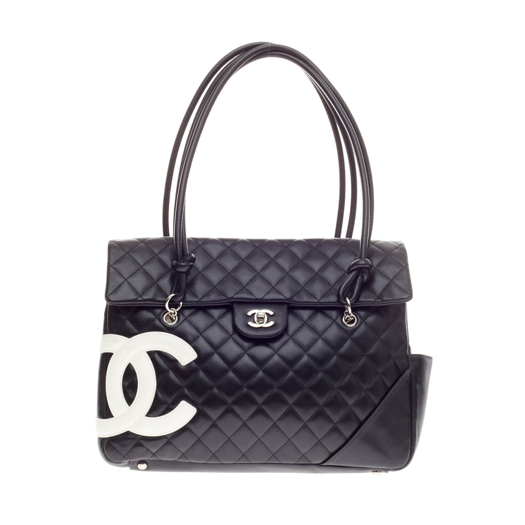 a2138f9fb313 Chanel Cambon Flap Tote | Stanford Center for Opportunity Policy in ...