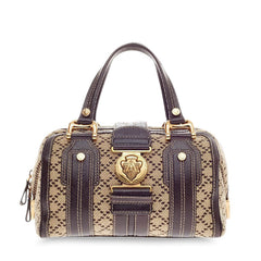 Gucci Aviatrix Satchel Tweed Medium