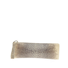Nancy Gonzalez Clutch Lizard Long