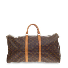 Louis Vuitton Keepall Bandouliere Monogram Canvas 55