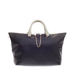 Chloe Baylee Tote Leather Large