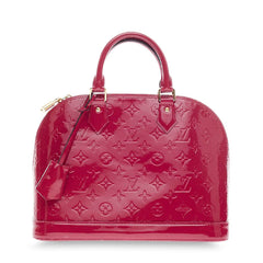 Louis Vuitton Alma Monogram Vernis MM