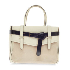 Reed Krakoff Boxer Tote Leather and Calf Hair Medium