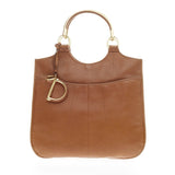Christian Dior 61 Tote Leather