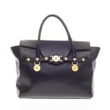 Versace Signature Bag Leather Large