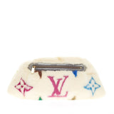 Louis Vuitton Bum Bag Limited Edition Multicolor Monogram Mink