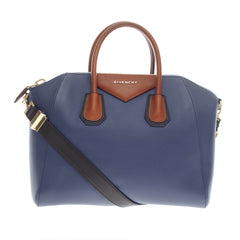Givenchy Antigona Bag Leather Two-Tone Medium