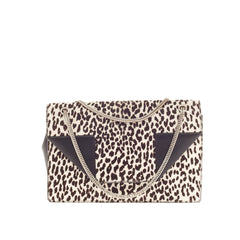 Saint Laurent Betty Bag Leopard Print Pony Hair Medium