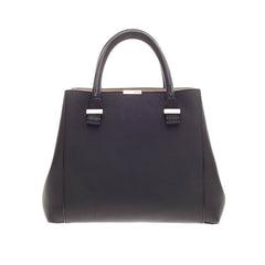 Victoria Beckham Quincy Tote Leather
