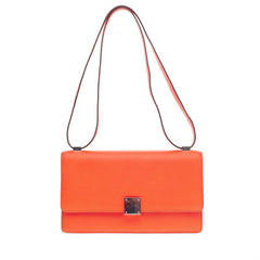 Celine Case Flap Bag Leather