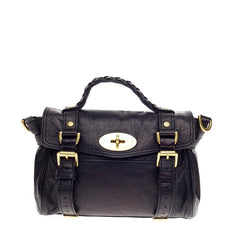 Mulberry Alexa Polished Buffalo Mini