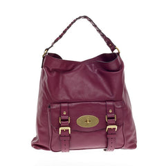 Mulberry Alexa Hobo Polished Buffalo