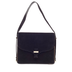 Victoria Beckham Harper Shoulder Bag Leather
