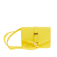 Victoria Beckham Flap Crossbody Leather Mini