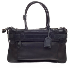 Reed Krakoff Inside Out Satchel Leather