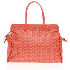 Goyard Hardy Pet Carrier Canvas PM