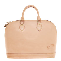 Louis Vuitton Alma Limited Edition Vachetta Leather PM