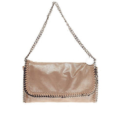 Stella McCartney Falabella Flap Bag Faux Leather