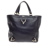 Gucci Abbey D Ring Tote Leather Medium