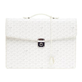 Goyard Cible Briefcase Canvas -