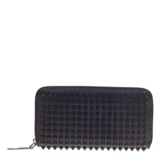 Christian Louboutin Panettone Wallet Spiked Leather -