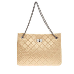 Chanel Chanel Reissue 2.55 Tote Aged Quilted Calfskin None