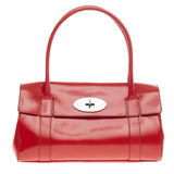Mulberry Bayswater Satchel Patent Leather East West