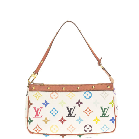 587deb389841 Buy Louis Vuitton Pochette Accessoires Monogram Multicolor 313801 – Rebag