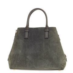 Tom Ford Jennifer Zip Tote Suede Medium