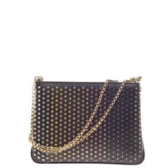 Christian Louboutin Triloubi Chain Bag Leather Large