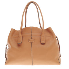 Tod's Classic D-Bag Tote Leather Medium